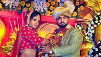 Sakshi Malik ties the knot with Satyawart Kadian; Virender Sehwag gives best marriage advice