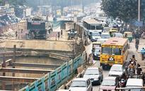 Delhi's Greater Kailash residents flag Metro concern