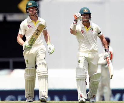 PHOTOS: Australia rout England in Ashes opener