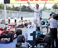 Becoming An Action Hero Would Make Me Happy — Nico Rosberg