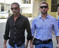 Italian marine arrives home after four years in custody in India