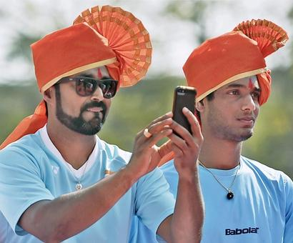 Davis Cup: Paes eyes doubles world record