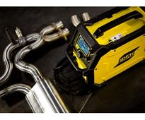 ​ Rebel welding system comes with new operator interface