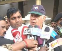 Farooq Abdullah downplays reports of DMK-Congress alliance