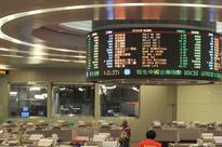 Hong Kong stocks end down on global economy fears