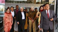 The Homecoming: Sunil Arora checks in Jaipur to check poll preparations