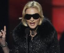 Madonna honoured at Billboard awards