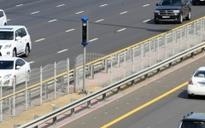 New Dubai radars: Click for speed limits