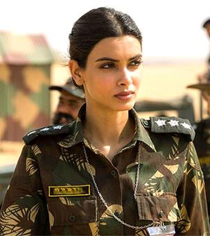First Look: Diana Penty gets ready for Parmanu: The Story of Pokhran