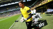 Roman Weidenfeller extends expiring contract at Dortmund by one year