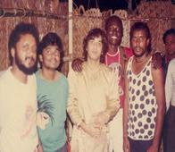 Throwback Thursday: The Time Rahman, Zakir Hussain and Akon Went on a Nightout
