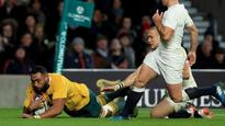 How the Wallabies rated against England