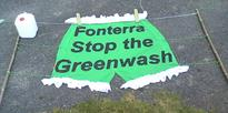 Protest group takes Fonterra to task over coal use