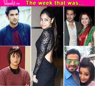 Deepshika Nagpal, Sumona Chakravarti, Karan Patel-Anita Hassanandani, Aman Verma  Here is a look at TV's top newsmakers this week!
