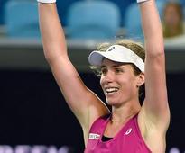 Johanna Konta joins select club by reaching Australian Open quarter-finals