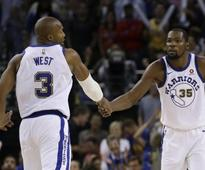 NBA 2017: Warriors rally to beat Wizards as Draymond Green, Bradley Beal ejected; Magic hand Spurs 1st loss