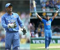 Weird diets of Rohit, Dhoni & Sachin
