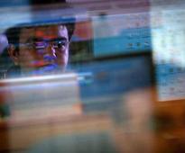 Sensex falls 100 points, Nifty tests 7,650 level
