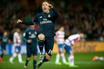 Modric saved Madrid blushes: Zidane