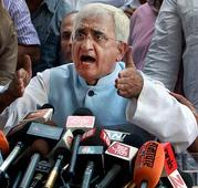 Salman Khurshid says 'Congress has blood on its hands', blames media for distorting remarks