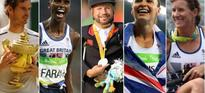 Andy Murray & Mo Farah knighted in New Year Honours list