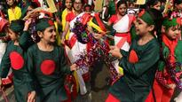 Bangladesh celebrates 1971 liberation war victory