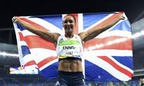Ennis-Hill set to receive 2011 gold after Chernova stripped of world title