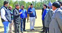 Pawan stresses on providing better facilities to players, spectators