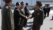 N Korea leader sends envoy to China