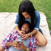 Khune and Sbahle celebrate 1 year of happi...