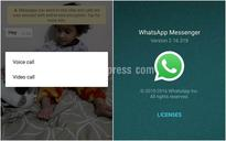 WhatsApp's new beta for Android starts receiving video calling feature