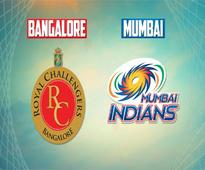 IPL-10: Mumbai Indians win toss, opt to field vs RCB