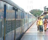 Engine detaches from train coaches