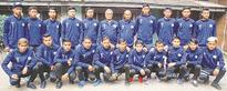 State football team head to Kolkata
