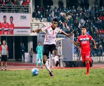 I-League: East Bengal beat DSK Shivajians 2-1 to register first win