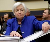Fed's Yellen sticks to her guns as global market rout worsens