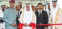 Sheikh Nahyan bin Mubarak Al Nahyan opens SIAL 2016