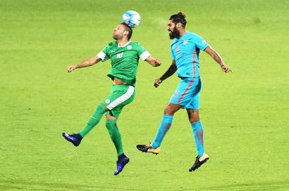 Football Briefs: Indian football team gains two places in FIFA rankings