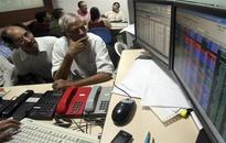 Sensex ends 128 points up
