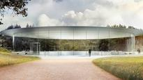 Apple's new 'spaceship' HQ set to open in barely a month!