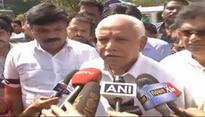 BJP deceiving 'ageing' Yeddyurappa: Cong
