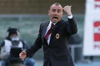 'Lights went out' as Verona defeat threatens AC Milan's hopes of qualifying for Europa League