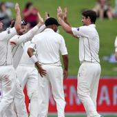 New Zealand v/s South Africa: Kiwis hold advantage over visitors as rain forces players off