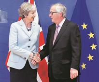 EU leaders set to open next Brexit phase, warns of tough talks
