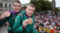 Delight for Paddy Barnes and Michael Conlan as they secure sponsorship for Rio push