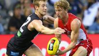 Debutant grew up around Plugger, Kell and Baz