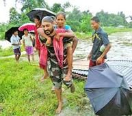 Barpeta floods affect more than 200 villages