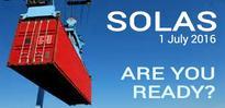 SOLAS VGM Rule Comes into Effect