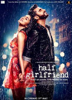 Like the first look of Half-Girlfriend?