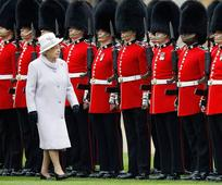 Meet the world's smallest guard at Windsor Castle